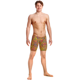 Funky Trunks Training - Bañadores Hombre - Multicolor